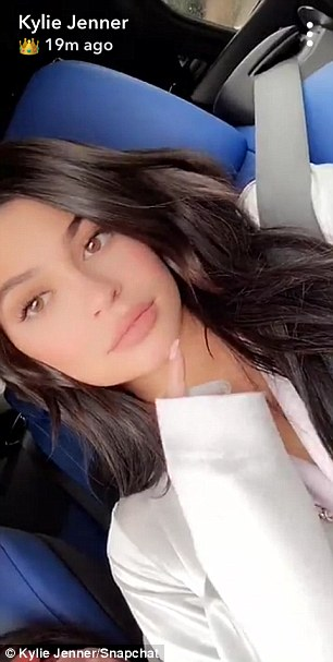 Stormi featured in Her Mum, Kylie Jenner Snaps As She preps for Khloe Kardashian's baby shower