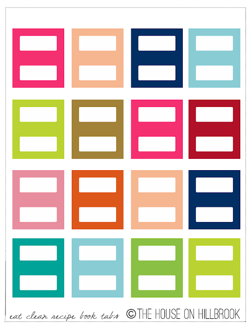 Great Freebie Tabs! | Plan To Love This Life