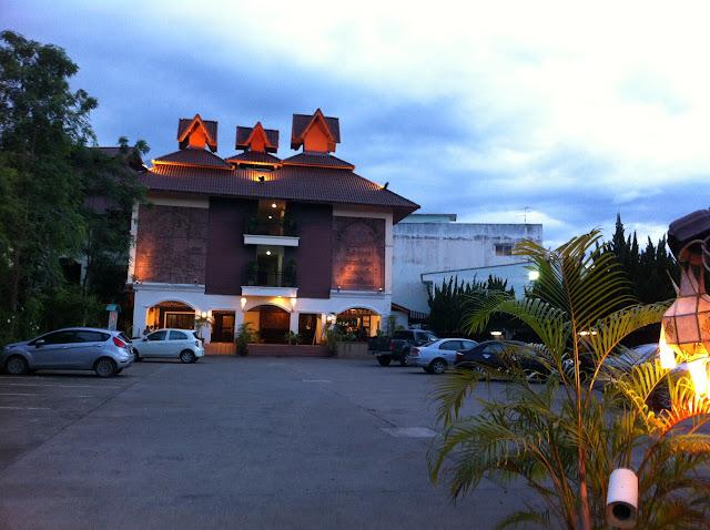 Phoom Thai Garden Hotel in Phrae - Thailand