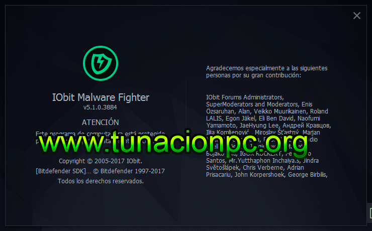 IObit Malware Fighter Pro Proteje de Amenazas