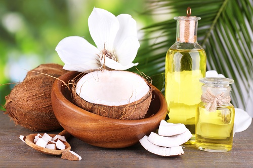 Dùng dầu dừa làm chất bôi trơn cho 'cuộc vui'?