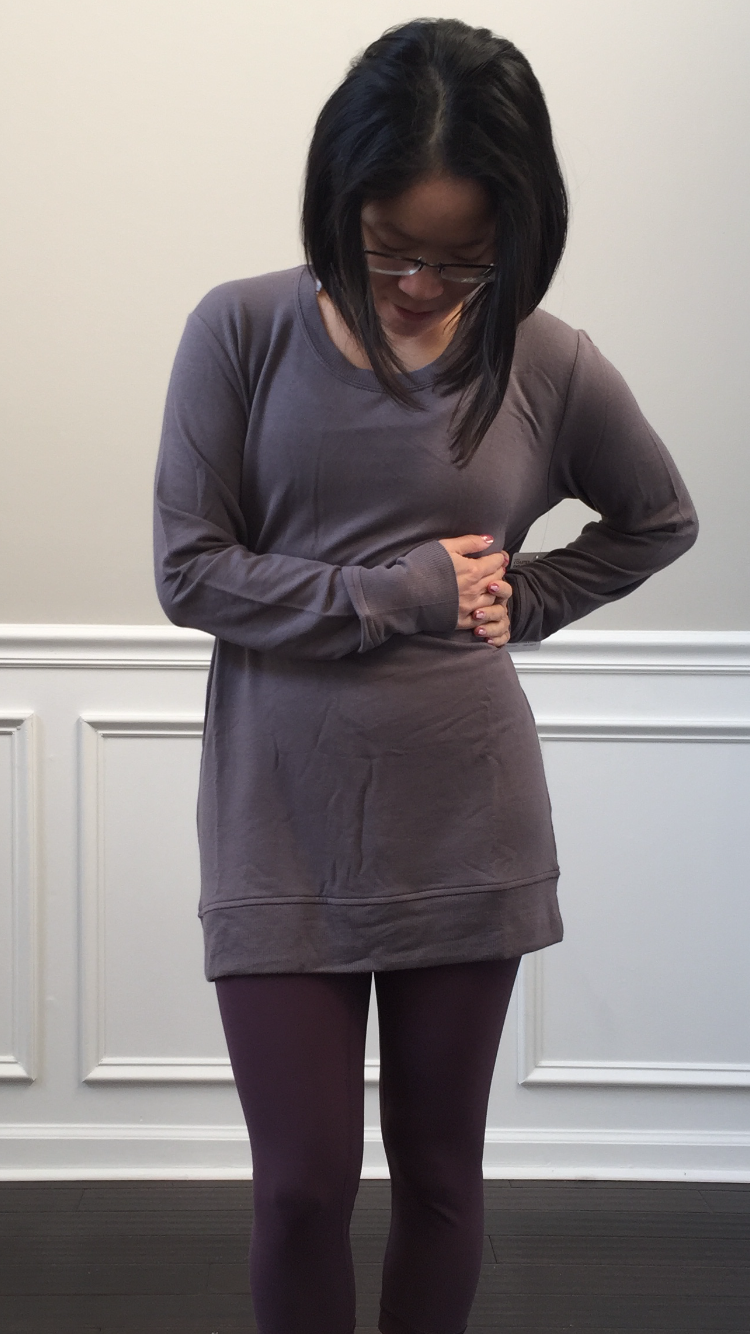 a91f7563419 Petite Impact  Fit Review Friday! Athleta