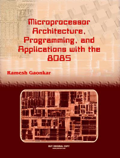 Gaonkar Microprocessor 8085 Pdf