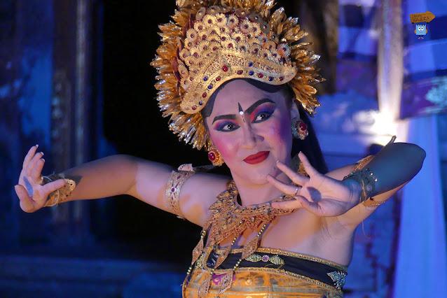 Palacio Ubud- danzas