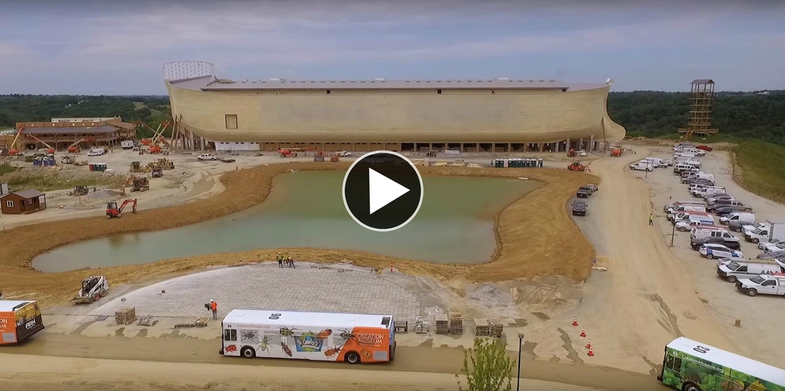 Life-size Noah's Ark opens this week in Kentucky ~ Amazing Earth