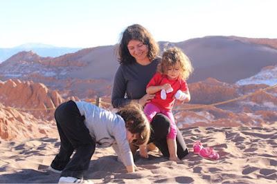 Como é viajar sozinha com 2 crianças pequenas