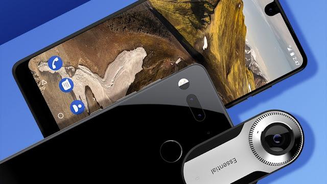 Essential Phone va fi actualizat la Android Oreo 8.0 într-una sau două luni