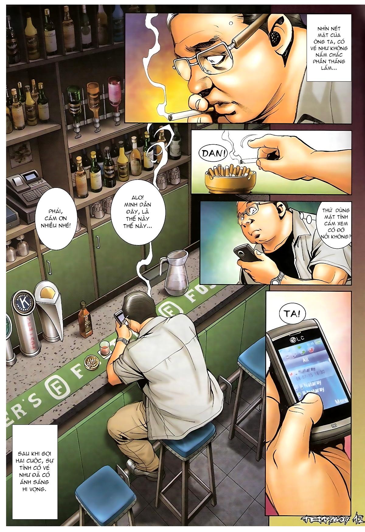 Người Trong Giang Hồ - Chapter 1319: Con trai Sinh Phiên - Pic 11