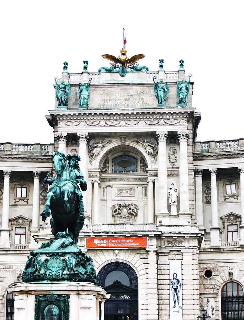 Hofburg PalaceVienna visit; Hofburg Palata Beč poseta