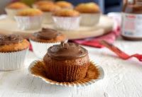 Receta para preparar cupcakes fáciles de banana