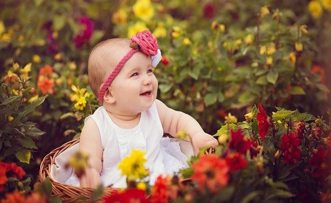 magnifique Photo bébé virtuel