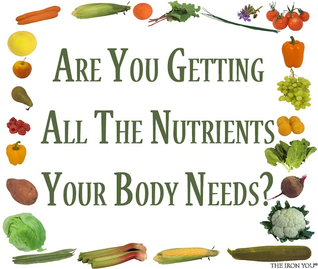 Are you getting all the nutrients you need?