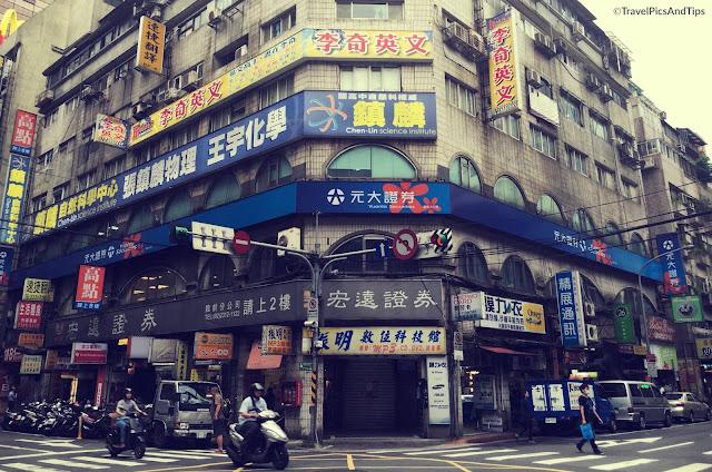 Voyager 5 jours à la découverte de Taiwan