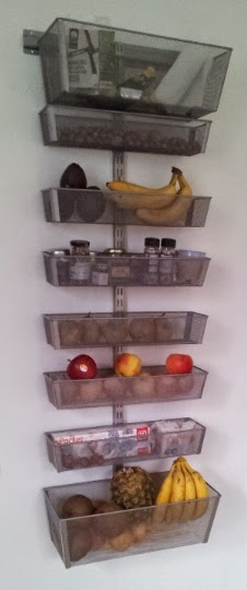 pas que pour les filles faire un porte fruits l gumes mural pour la cuisine partir d 39 l ments. Black Bedroom Furniture Sets. Home Design Ideas