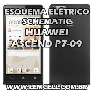 Esquema Elétrico Smartphone Celular Huawei Ascend P7 09 Manual de Serviço  Service Manual schematic Diagram Cell Phone Smartphone Celular Huawei Ascend P7 09 Esquematico Smartphone Celular Huawei Ascend P7 09