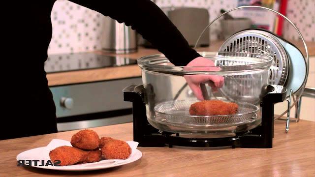 Kitchen Hero Low Fat Fryer