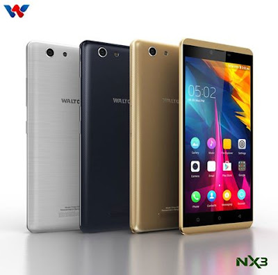 Walton Primo NX3 Android Smart Mobile Phone Full Specifications And Price In Bangladesh