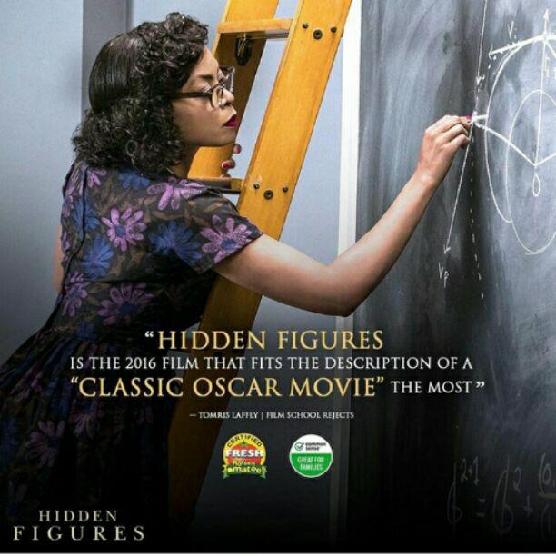 Hidden Figures - Taraji P. Hensen