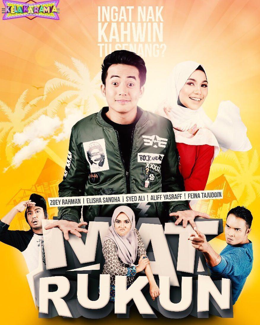 Drama Mat Rukun (2017)