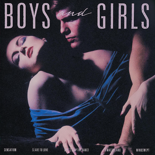 bryan ferry, don't stop the dance, boys and girls, la chanson du dimanche, années 80, glamour, roxy music, bienvenue chez nous, dandy, pop