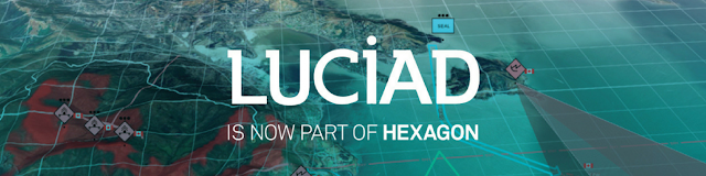 LUCIAD PART OF HEXAGON