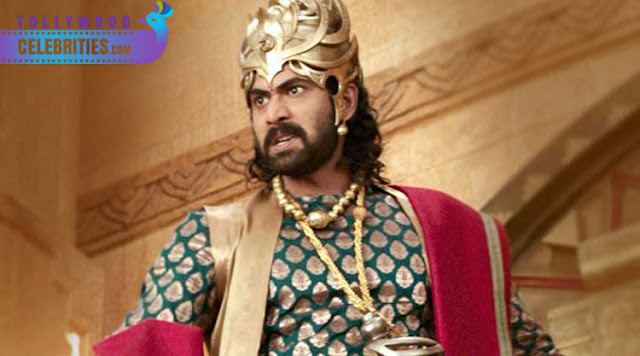 Rana Out From Baahubali 2