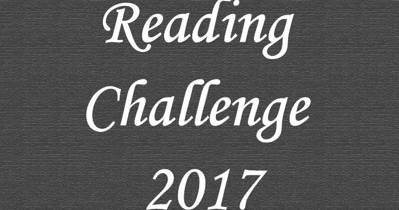 Valeehill My Proposed 2017 Reading Challenge