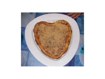 Corazón de queso thermomix
