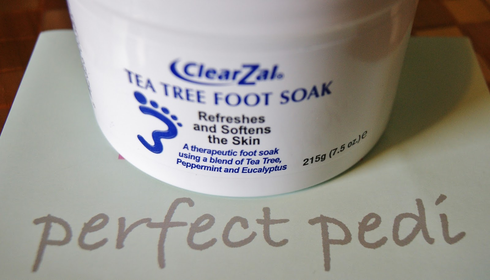 ClearZal Tea Tree Foot Soak
