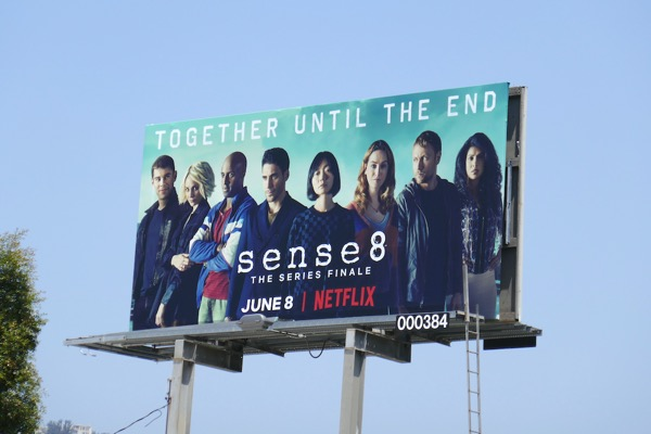 Sense 8 series finale billboard