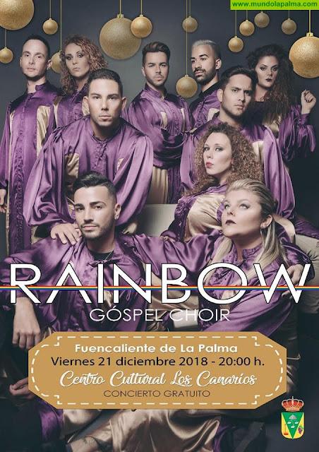 Rainbow Gospel Choir llega a Fuencaliente y ofrecerá un concierto gratuito