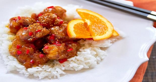 Better Orange Chicken Recipe
