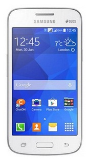 Samsung Galaxy Star 2 Plus - G350E - White
