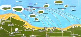 Harga Paket Wisata Pulau Untung Jawa Kepulauan Seribu Jakarta