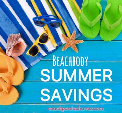 Summer Savings, beachbody sale, summer sale, workouts, insanity max 30 p90 x, sumemr savings, coach orlando, beachbody orlando, caoch paula chavez
