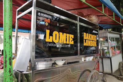 lomie lombok food blogger febtarinar.com
