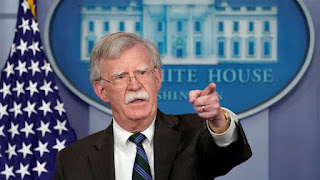 The United States of America  National Security Adviser John Bolton has warned the Syrian government against using chemical weapons amidst the withdrawal of their troops.