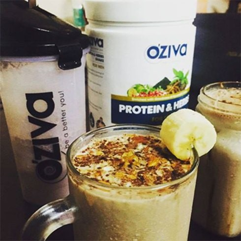 OZiva Protein & Herbs – For every Indian woman who puts her family first!