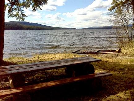 Web page makes finding British Columbia camping a snap