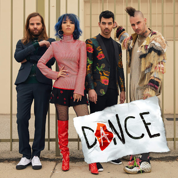 DNCE - Dance - Single Cover