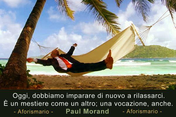 spesso Aforismario®: Relax - Le migliori frasi sul Rilassamento YW11