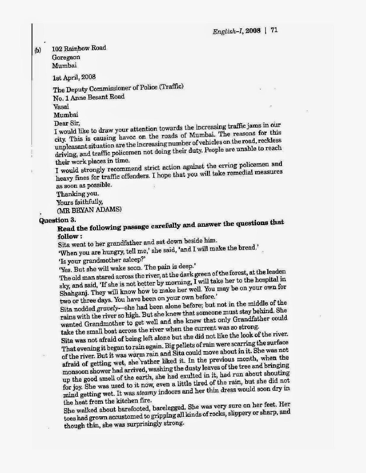 52 English Worksheet For Class 1 Icse