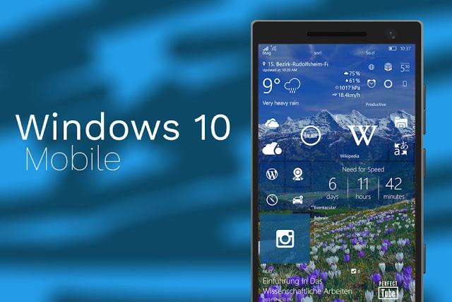 Windows 10 Mobile está se aproximando do fim. As palavras são de Joe Belfiore, vice-presidente do grupo de sistemas operacionais da Microsoft.