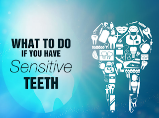 What to do if you have sensitive teeth photo