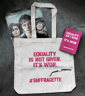 Suffragette Prize Pack