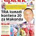 UHONDO: MAGAZETI YA LEO TANZANIA NA NJE MEI 17, 2018