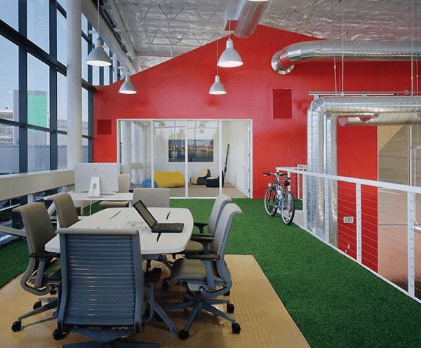 Kumpulan Foto-foto Kantor Pusat Google di California