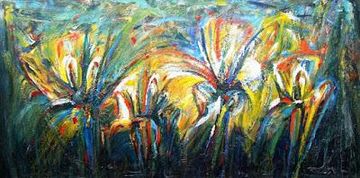 flores-modernas-pintura-en-acrilico