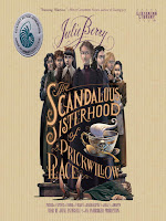 Cover of The Scandalous Sisterhood of Prickwillow Place by Julie Berry