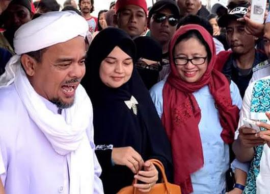 Nanik S Deyang Apa Yang Salah Dengan Habib Rizieq